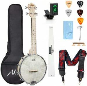 Banjo Concert Ukulele