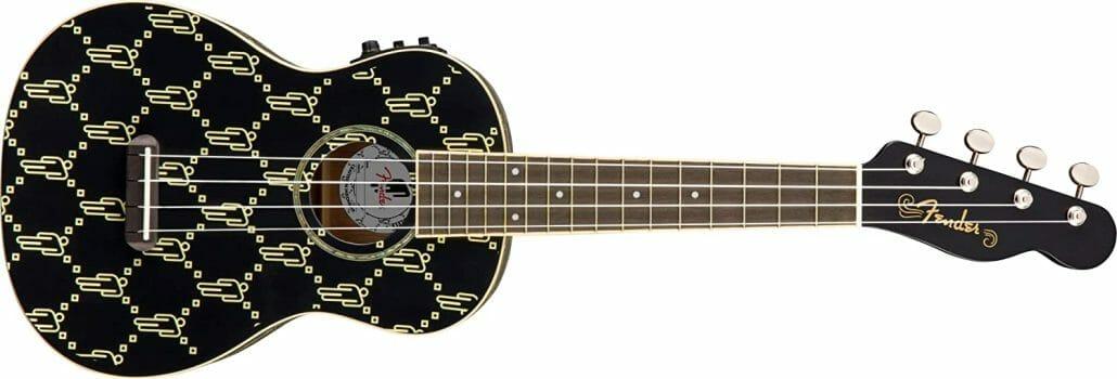 Acoustic-Electric Ukulele