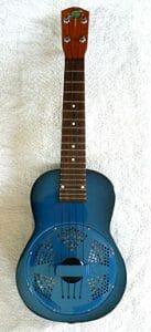 Blue Uke