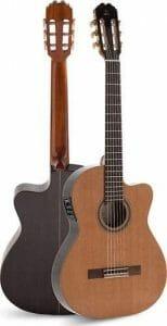 Admira 6 String Classical Guitar, Right
