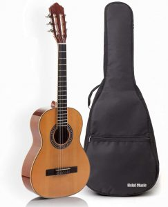 Classical Guitar with Soft Nylon Strings