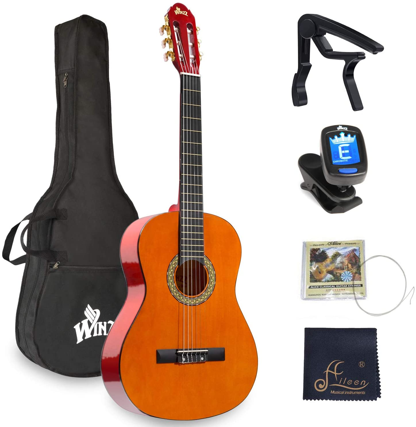 Inches Classical Guitar